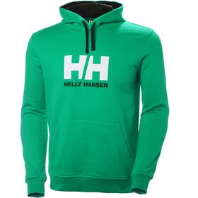 Helly Hansen HH Logo Miehet Välikerros , vihreä